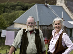 Penny & Robin Calvert, Reidchalmai