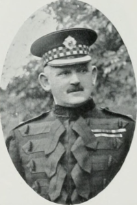 Major Thomas Ross